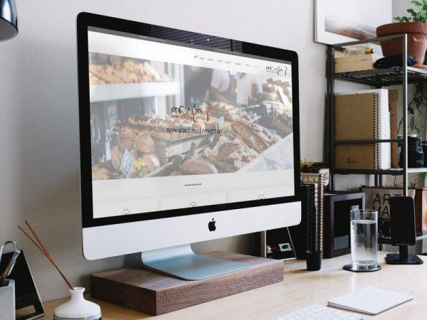הקמת אתר ל״חנות לחם״