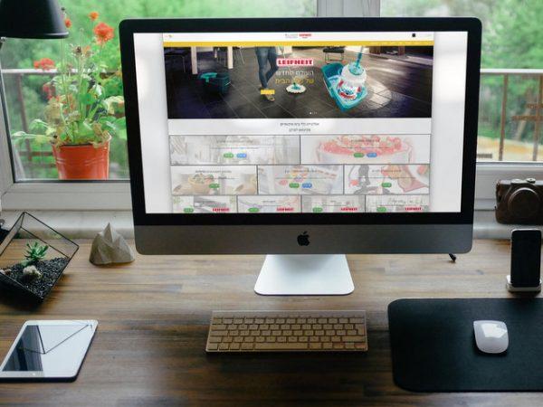 הקמת אתר מכירות לכלי בית