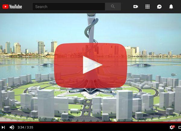 הפקת סרטון פרסומת למנורה איילנד